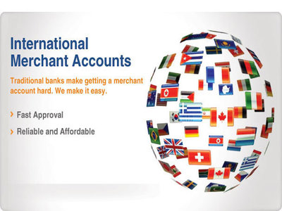 International Merchant Account Secures your online transaction